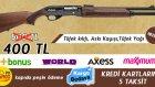 Android Magnum Av Tüfeği Seri Atışları