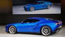 Audi Tt Sportback, Lamborghini Asterion, Wolksvagen Xl Sport - Paris Motor Show 2014