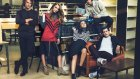 Medcezir Ekibi - Vogue Türkiye Ekim 2014 Kamera Arkası
