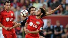 Leverkusen 2-2 Paderborn - Maç Özeti (4.10.2014)