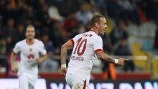 Sneijder'in Kayseri Erciyesspor'a Attığı Frikik Golü!