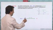 Analitik Geometri Simetri 1