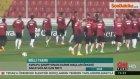 A Milli Futbol Takımı'nda 6 Oyuncu Kadrodan Çıktı
