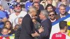 Arsene Wenger Ve Jose Mourinho Kavgası