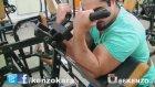 Biceps Kasını Geliştirmek İçin Scott Curls - Ön Kol Kası Geliştirme Hareketi - Kenzo Karagöz