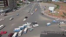 Trafik Lambası Olmayan Etiyopya