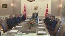 RTÜK Başkanı Dursun Çankaya Köşkü'nde