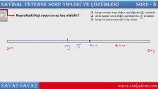 Trakademi - Sayısal Mantık Soruları Ve Çözümleri Soru 8