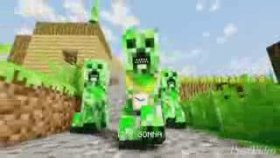 Creeper Rap Minecraft Song