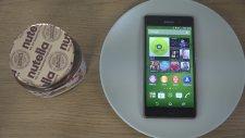 Sony Xperia Z3 - Nutella Testi