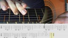 Gitar Dersleri 5 - Tango To Evora (Caddelerde Rüzgar) Nasıl Çalınır?