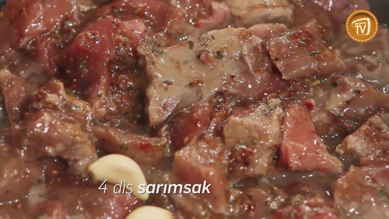 Marineli Biftek Tarifi Videosu