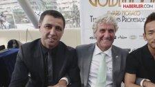 Hakan Şükür, Golden Foot Ödülünü Alacak
