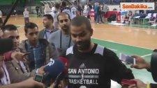 San Antonio Spurs'ün Oyun Kurucusu Parker