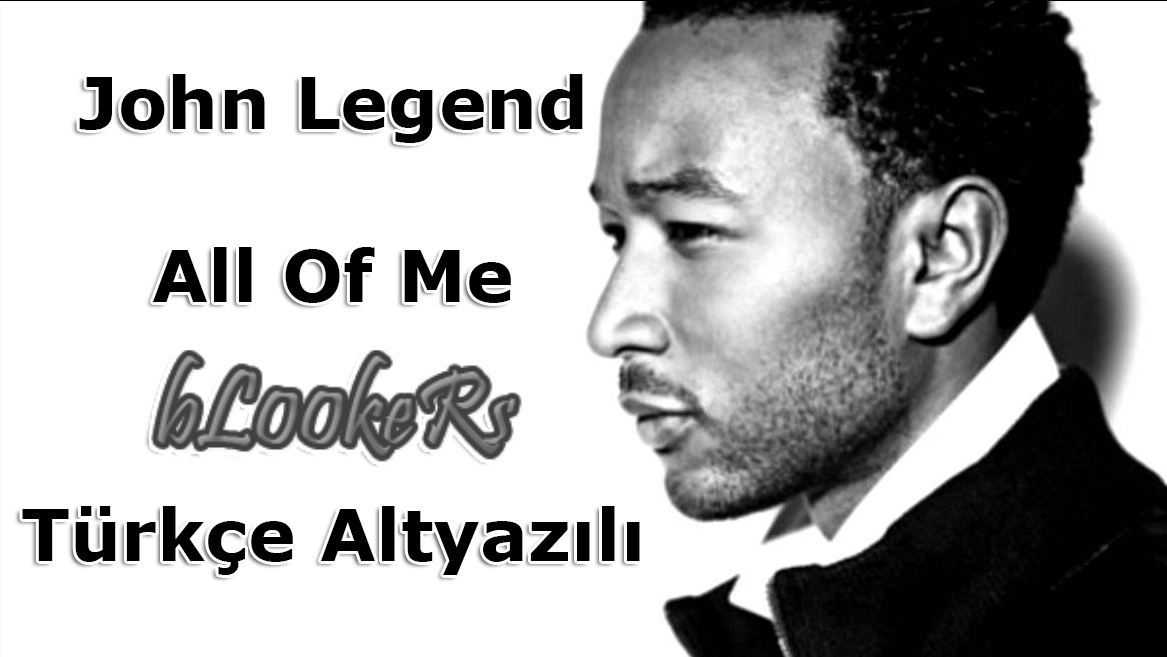 the philosophies in john legends love song all of me John legend at the citi presents evenings with legends with first single love me now, on the 2013 song all of me was written and is.