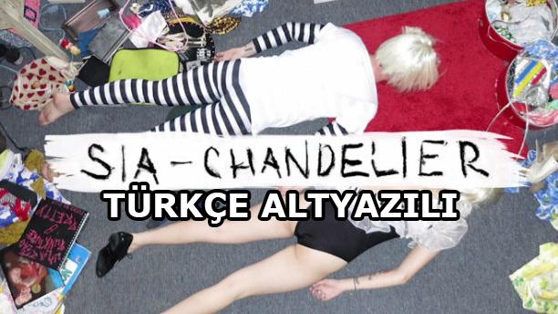 Sia Chandelier Şarkıları Dinle - Müzik Klipleri | İzlesene.com
