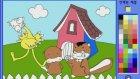 Mutlu Sincaplar Boyama Oyununun Tanıtım Videosu