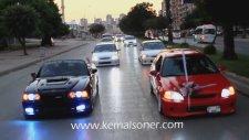 Bmw Honda Düğün Konvoyu - Adana