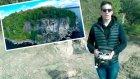 Air drone ile çılgın selfie