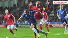 Estonyalı Futbolcu Maçını Oynadı, Birliğine Geri Döndü
