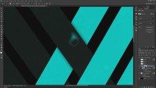 Shıny 3D Text Effect Photoshop Cc + Cinema 4D Tutorial