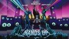 Dj Lbr Feat. Afrika Bambaataa & Nappy Paco - Hands Up