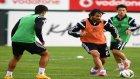 Beşiktaş'ta Sivasspor Maçı Hazırlıkları