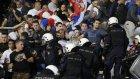 Sırbistan - Arnavutluk Maçı, Çıkan Olaylar Nedeniyle Tatil Edildi