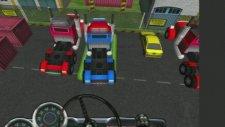 18 Vites Tır Park Etme Oyununun Oynanış Videosu