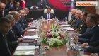 Davutoğlu, İçişleri Bakanlığı Bilgilendirme Toplantısına Katıldı (2)
