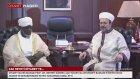 Diyanet İşleri Başkanı Görmez, Çad Yüksek İslam Konseyi Başkanı Abakor ve heyetini kabul etti.
