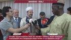 Diyanet İşleri Başkanı Görmez, Mali Başbakanı ile görüştü...