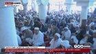 Diyanet İşleri Başkanı Görmez, Tarihi Cami-İ Kebir'de Yemenlilere Hutbe İrat Etti...