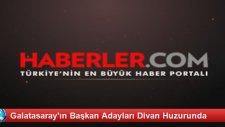 Galatasaray'ın Başkan Adayı Alp Yalman'dan Önemli Açıklamalar