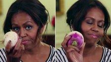 Bir Günde 17 Milyon Kez İzlenen Michelle Obama'nın 'Turplu Dansı
