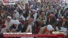 Diyanet İşleri Başkanı Görmez, tarihi Cami-i Kebir'de Yemenlilere hutbe irat etti...