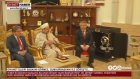 Diyanet İşleri Başkanı Görmez, Yemen Cumhurbaşkanı Hadi ile görüştü...
