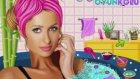 Paris Hilton Parti Makyajı Oyununun Tanıtım Videosu