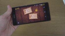 Sony Xperia Z3 Üzerinde Ninja Fruit Oynadı