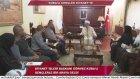 Diyanet İşleri Başkanı Görmez Küba'lı Gençlerle Bir Araya Geldi