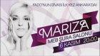 Mariza'dan Ankaralı Hayranlarına Mesaj Var! - A Message From Mariza To Her Fans İn Ankara!