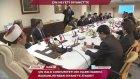 (Mehmet Görmez-Diyanet) Çin Halk Cumhuriyeti Din İşleri İdaresi Başkanlığı'ndan Diyanet'e Ziyaret