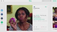 Michelle Obama'nın Turplu Dansı