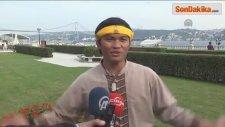 Muay Thai Ustası Ve Aktör Tony Jaa İstanbula Geldi