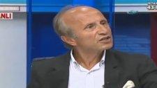 Yaşar Nuri Öztürk canlı yayında küfür etti