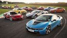 İngiltere'nin En İyi Otomobilleri 2014 - Porsche 911 Gt3, Ferrari 458 Speciale, Ariel Atom 3.5r