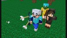 Minecraft Seslendirilmeyen Animasyon Konu: Hungergames - Xxxihdhxxx10