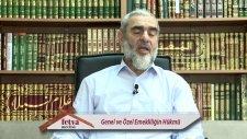 286) Genel Ve Özel Emekliliğin Hükmü - Nureddin Yıldız - Fetvameclisi.com