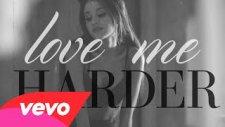Ariana Grande Ft. The Weeknd - Love Me Harder (Lyric Video)