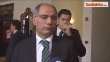 İç İşleri Bakanı Ala - Yerel Yönetimlerin Çalışmaları Ve Güvenlik Paketi